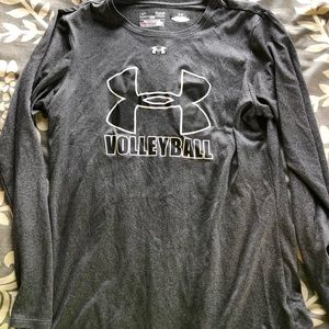 under armor volleyball shirt